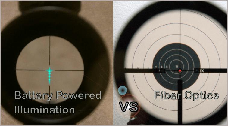 Fiber Optics vs. Battery Powered Illumination