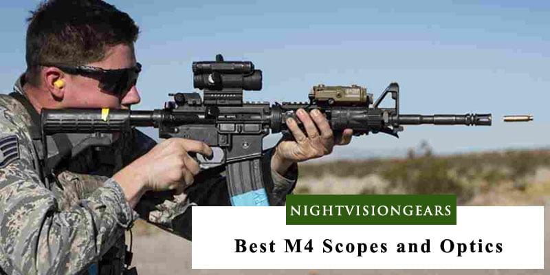 best-m4-scopes-and-optics