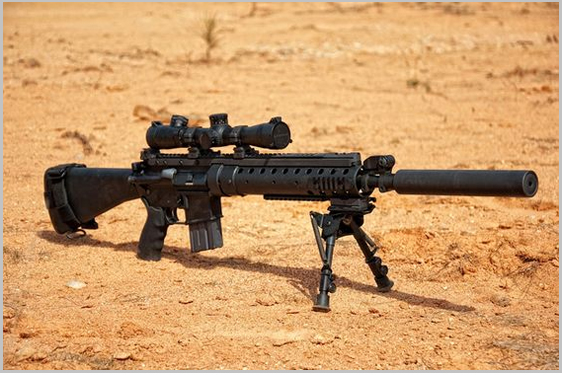 Best scope for spr