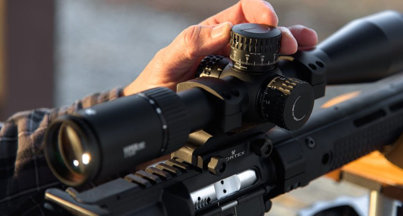 Best Rifle Scopes for 100 Yards