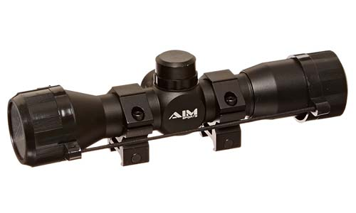 Aim Sports 4X32 Compact Rangfinder Scope