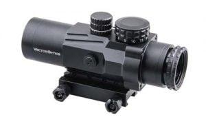 Vector Optics 3x32 MOA Compact Tactical Prism Riflescope