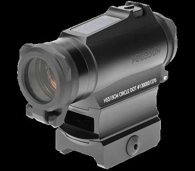 HOLOSUN Military Grade Micro Red Dot Sight