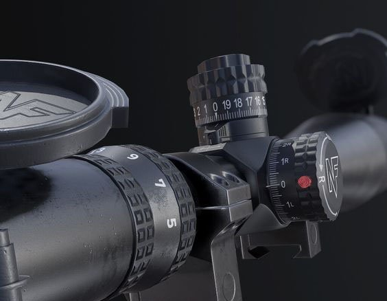 Best rifle scope made in USA