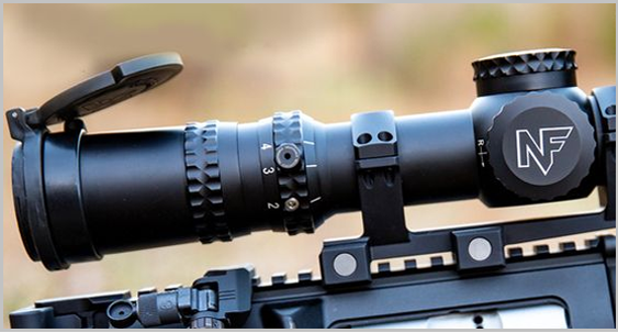 Best Rifle Scopes Made in the USA