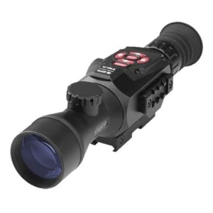 ATN X-Sight II HD 3-14 Smart Day Night Rifle Scope