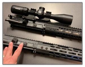 Bushnell Optics 4.5-18X40 DZ 6.5 Creed Rifle Scope