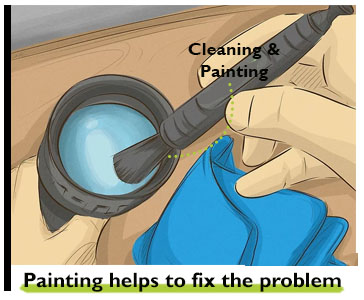 Painting Your Night Vision scope