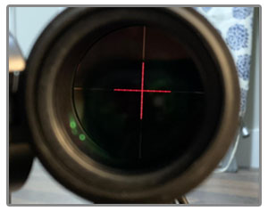 Primary Arms Classic Series 4-16x44mm SFP Rifle Scope