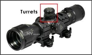 Best rifke scope for 100 yards