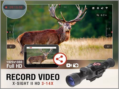 best night vision scopes for crossbows