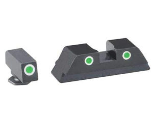 AmeriGlo 3 Dot Tritium for Glock