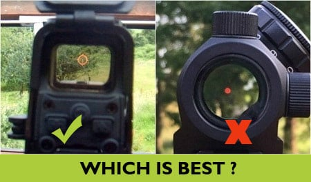 Why Holographic Sight is the best choice?