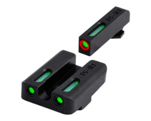 TRUGLO TFX Pro Tritium and Fiber Optic Xtreme Handgun Sights