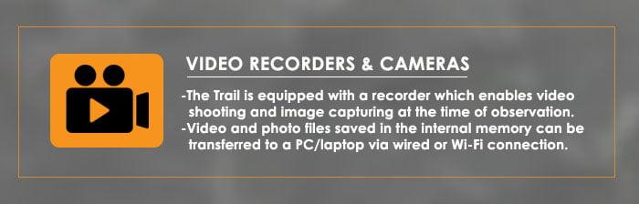 Video Recorders & Cameras