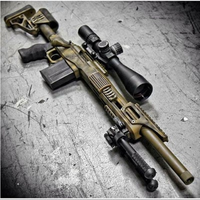 best rifle scope made in the usa