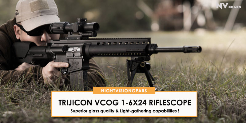 Trijicon VCOG Riflescope Review