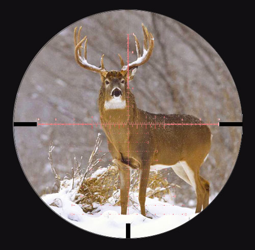 EBR-7C (MOA) Reticle