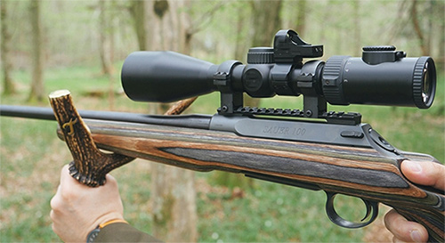 High-quality material-800 yards scope
