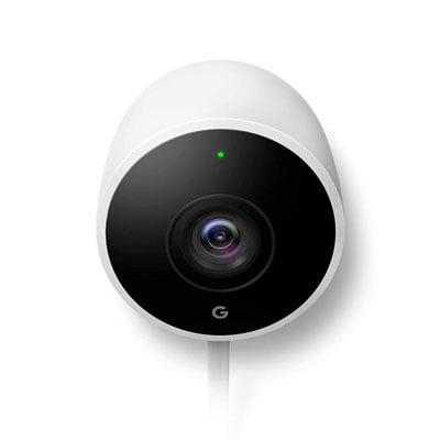 Google Nest Cam Outdoor - Weatherproof Outdoor Camera