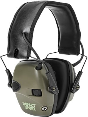 Howard Leight by Honeywell Impact Sport Sound Amplification Earmuff