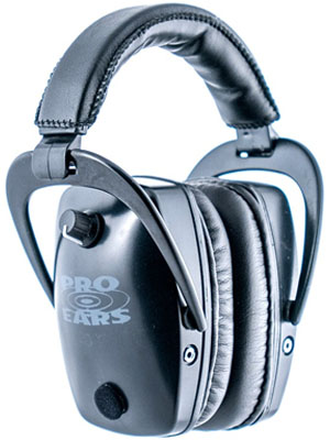 Pro Ears - Pro Tac Slim Gold - Military Grade Hearing Protection