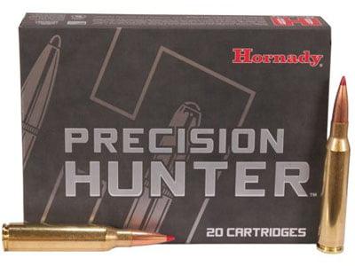 Hornady Precision Hunter .338 Lapua Magnum 270 Grain